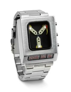 Back to the Future Flux Capacitor Wristwatch $49.99