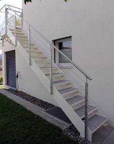Treppengalerie: Treppenbilder und Referenzen – Keller Treppen