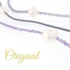 An entire web gallery of unique Bridget Liddell designs. #pearls #pearljewellery #original