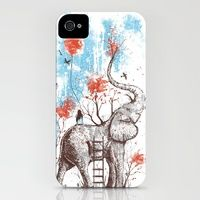 Im going to have a million covers with elephants when i  get an Iphone