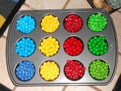Board Game Food Twister