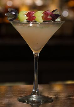 #HappyFathersDay! Serve dad this #grape martini & he'll know for sure he's the #WorldsGreatest