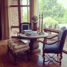 Robin Rains Interior Design Grand Bay Window Elegance