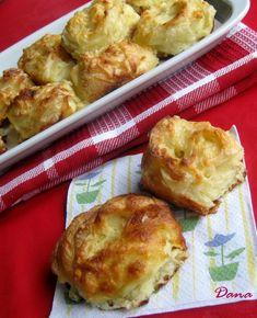Danina kuhinja: Gnezda sa sirom