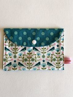 Pochette Diy, Sewing Stitches, New Things To Learn, Sewing Crafts, Creations, Textiles, Homemade, Embroidery, Projects