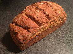 Kerniges Vollkorn-Quark-Brot