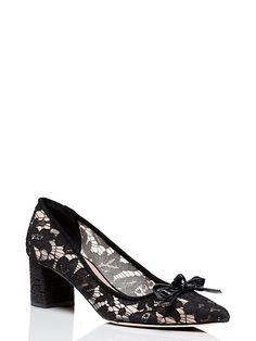 madelaine too heels, black