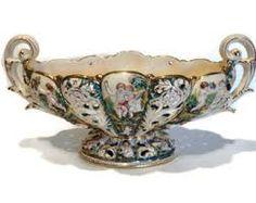 Resultado de imagen para porcelana capo di monte