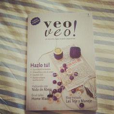 Photo by candelillawax #veoveomagazine #revista #magazine #handmade