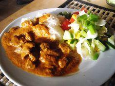 En verden af smag!: Indisk Curry Masala med Oksekød