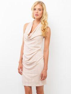 Blush Knit Dress