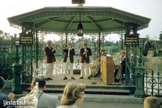 Photo of Dixieland Band Stand
