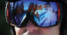 """After a few runs on the fresh snow on Cypress Mountain Friday morning snowboarder Mark Halliday declared: """"Opening run (today was) better than any day last year. Snowboarding, Skiing, Ski Hill, Run Today, North Vancouver, Friday Morning, North Shore, Winter White, Oakley Sunglasses"""