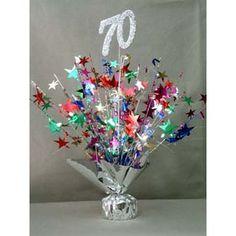 70th Birthday Decorations - Tesmojones Blog