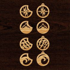 Silver Pendant For Women Vector File, Svg File, Laser Cutter Ideas, Laser Cut Jewelry, Baubles And Beads, Wood Earrings, Silver Earrings, Royal Jewelry, Laser Cut Wood