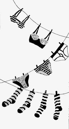 By Ulrike Wathling Loved by illustration design Web Design, Graphic Design, Photocollage, Black And White Illustration, White Art, Black White, Illustrators, Illustration Art, Sketches