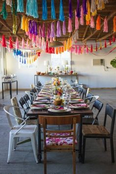 Best ceiling decor suggestions for a celebration – There are many factors to throw an event, and there are even more methods to embellish for said cel… - New Deko Sites Party Decoration, Birthday Decorations, Wedding Decorations, Quinceanera Decorations, Pinterest Party, Lila Party, Tassle Garland, Tassels, Balloon Tassel