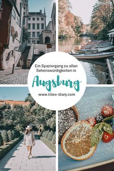 Augsburg Sightseeing - Walk to all sights in Augsburg - We all have Attractions in explored for you on a walk. All tips for Augsburg can - Florida Travel, Travel Usa, Augsburg Germany, Tokyo Japan Travel, Attraction, Mountain Vacations, Italy Vacation, Travel Couple, Romantic Travel