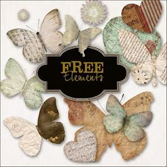 Friendly Scrap: Free elements Freebies Kit - for personal use only