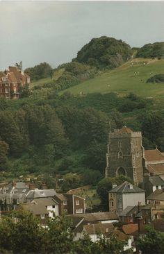 .Hastings Old Town