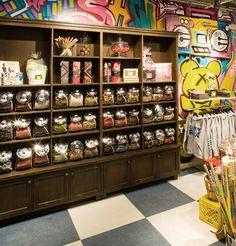 Candy Rox Store, Rye, New York