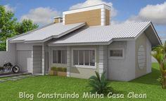 Construindo Minha Casa Clean: 20 Fachadas de Casas Pequenas e Super Modernas!!!#.V5-b94-cGP9#.V5-b94-cGP9#.V5-b94-cGP9