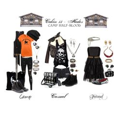 Daughter of Hades outfits Punk Outfits, Cosplay Outfits, Outfits For Teens, Fashion Outfits, Casual Cosplay, Fashion Boots, Percy Jackson Outfits, Percy Jackson Fandom, Fandom Fashion