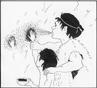 La main magique des hommes de Cro-Magnon