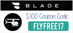 Blade Helicopter App: Use Coupon Code FLYFREE17 for $100 free