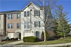 SUPER SPACIOUS WELL-CARED FOR END-UNIT TOWNHOME! XTRA 12 FOOT BUMPOUTS ON ALL 3 FINISHED LEVELS! NEW PAINT & NEUTRAL CARPET-LG WINDOWS-SPACIOUS CLOSETS-EAT-IN KITCHEN PLUS FAMILY RM ON MAIN LEVEL WALKS OUT TO DECK! LG MASTER SUITE WITH SPA BATH-WALKOUT REC RM TO FENCED YARD.