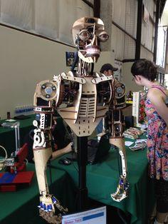roy the robot - torso