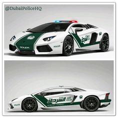 the new dubai police lamborghini aventador - Lamborghini Egoista Police