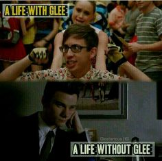 You know youre a gleek when... God, it's gonna be soo hard without it!