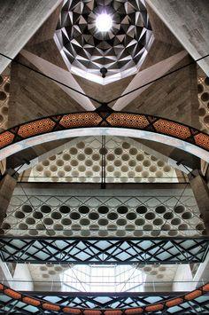 Museum of Islamic Art, Doha, Qatar. http://www.flickr.com/photos/qatar4ever/3326510692/sizes/l/in/photostream/