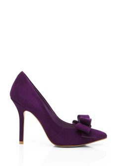 STEVEN Ravesh Purple Pump