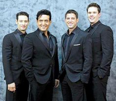 1000 images about my musical affair the great il divo - Divo music group ...