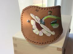 A personal favorite from my Etsy shop https://www.etsy.com/listing/483087040/southwest-style-leather-bracelet-hand
