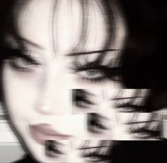Edgy Makeup, Grunge Makeup, Cute Makeup, Makeup Inspo, Makeup Looks, Bad Girl Aesthetic, Aesthetic Grunge, Aesthetic Anime, Looks Dark