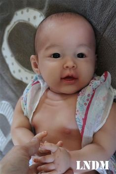 Mei Lien by Ping Lau- Pre-Order - Online Store - City of Reborn Angels Supplier of Reborn Doll Kits and Supplies