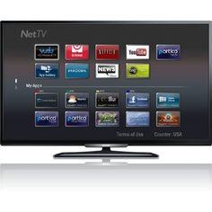 Philips 40PFL4909 40-inch LED Smart 1080p TV