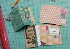 Mini Notebooks for Pocket Letters -- Tutorial