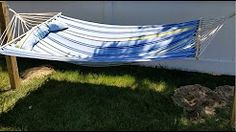 diy hammock - YouTube