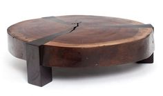 Contemporary coffee table in reclaimed wood BOLACHA STAR  Rotsen Furniture