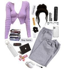 home school vibes Outfit Cute Lazy Day Outfits, Chill Outfits, Swag Outfits, Retro Outfits, Cute Casual Outfits, Stylish Outfits, Kpop Fashion Outfits, Polyvore Outfits, Look Fashion