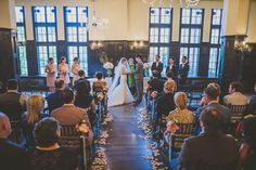 Elegant Bicultural Wedding at Alden Castle in Brookline, MA | Xu Liu Photography