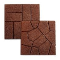 Stones Pavers At Lowes Com In 2020 Rubber Paver Paver Rubber