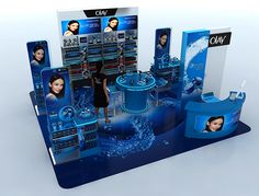 Glass Display Case, Displays, Point Of Purchase, Polaroid Film, Behance, Exhibition Stands, Activities, Kiosk, Design