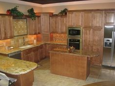 another beautiful kitchen made from materials at www.masonsmillandlumber.com