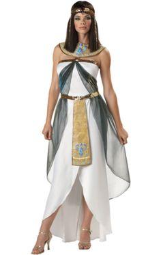 Elite Quality Egyptian Cleopatra Costume | Jokers Masquerade