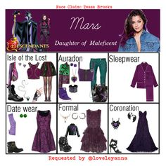 """Mars. Daughter of Maleficent. Requested"" by elmoakepoke ❤ liked on Polyvore featuring Olivia von Halle, Oscar de la Renta, Alice + Olivia, Giuseppe Zanotti, Ash, Balenciaga, House of Holland, Demonia, Thierry Mugler and Balmain"